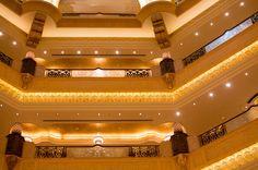 Multiple Floors, Emirates Palace Hotel, Abu Dhabi, UAE