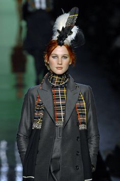 Jean Paul Gaultier at Paris Fall 2007