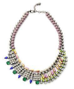 Neo Rocker Necklace