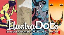 IlustraDOts 50/50 ilustradores gallegos actuales