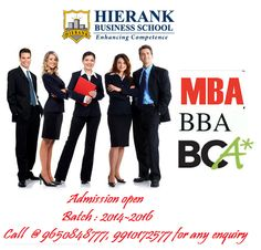 enroll in our management Program, Few Seats are available. Hurry Up ! Enroll now.  For more Details Visit our Website@ http://www.hierank.org/admissions.php or call @ 9650848777, 9910172577
