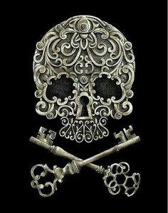 Secret of Skull by Alan Maia