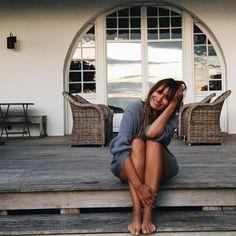 Last day at home ❤️ - Caroline de Maigret