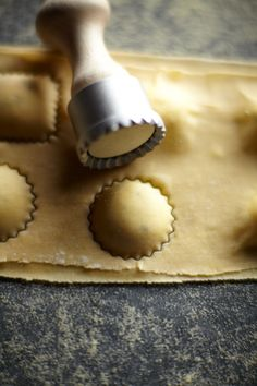 ravioli Homemade pasta,