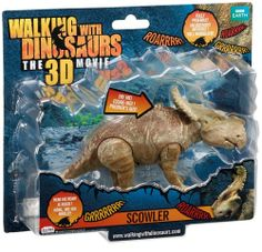 WOKING     WIF     DINSAURS          TOYS | Walking With Dinosaurs 'scowler' Sound Toy Brand New Gift | eBay