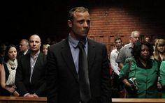 Pistorius nega crime e julgamento é adiado