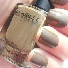 Barielle 'In Good Taste' for #Fall2013 #Nails #fallfashion #beauty #nailpolish #fallnails @Brooke Martinez Cosmetics