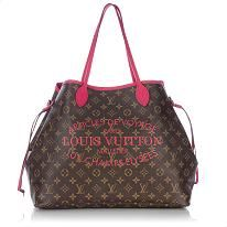 Louis Vuitton Monogram Canvas Ikat Neverfull GM Tote