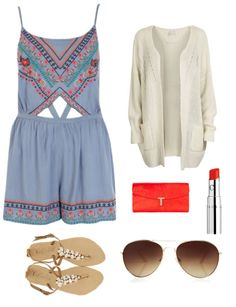 Eye on Fashion: Teen Fashion // Rompers | Senior Style Guide