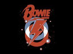 Designers Pay Tribute to the Late David Bowie — Muzli -Design Inspiration — Medium