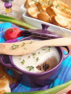 Az otthon ízei: Kakukkfüves, fehérboros, aszalt szilvás csirkemájp...