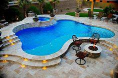 Pools Gallery, Custom Inground Pools in Surprise - andreen