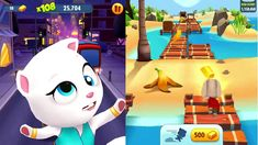 Taking Tom Gold Run Gameplay Talking Angela Vs Talking Ben Funny Songs, Party Organization, Going For Gold, Special Characters, Nursery Rhymes, Toms, The Incredibles, Preschool, Nursery Rhymes Songs