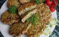 Pin on Dia recepty No Salt Recipes, Vegan Recipes, Czech Recipes, Ethnic Recipes, Eat This, I Love Food, Tandoori Chicken, Salmon Burgers, Delish