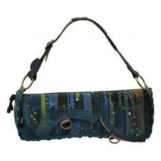 Handbags : baguette handbag