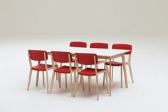 Jonty table and chairs