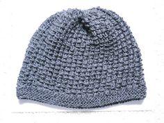 Free Knitting Pattern - Hats: Bamboozled Hat