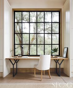 Inside a Sublime St. Helena Home That Celebrates Indoor-Outdoor Living - San Francisco Cottages & Gardens - November 2016 - San Francisco