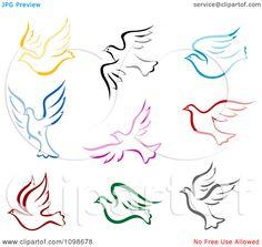 Dove Images Clip Art