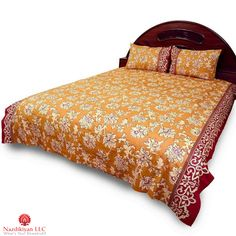 Bright hues for your bedroom!