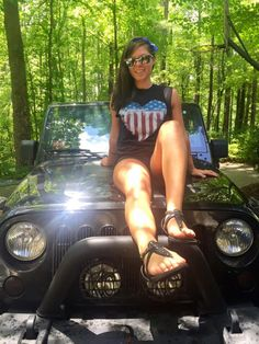 """landynn:  Kelly's post from Its a jeep Nation. """"Happy 4th"""""""