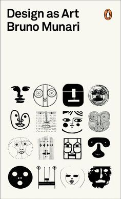 Design As Art: Bruno Munari: 9780141035819: Amazon.com: Books