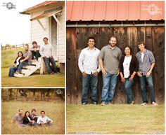 Family w/Teen Photos