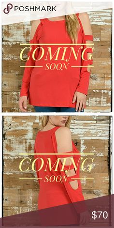 PLUS SIZE PINK ladder-sleeve top Beautiful top with ladder-styled long sleeves! Multiple sizes available!! COLOR IS PINK Boutique Tops