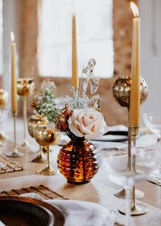 A styled photoshoot created for Baltimore Weddings Magazine. Brewery Wedding, Beer Brewery, Baltimore Wedding, Washington Dc Wedding, Modern Contemporary, Diy Wedding, Nyc, Table Decorations, Floral