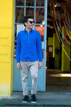 Alex Cursino | Fashion Blogger | Menswear | Moda Masculina | Moda Sem Censura | Menstyle | Summer | Trends | Digital Influencer