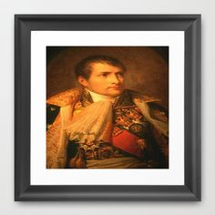 P04 Framed Art Print by Richky - $33.00