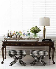 Trendy Home Furniture Classic Colour 58 Ideas Living Room Decor Guide, Living Room Designs, Entry Tables, Living Room Remodel, Deco Design, Trendy Home, Traditional Decor, Bars For Home, Diy Home