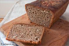 Špaldovo – ražný kváskový chlieb – jarkapecie.sk Banana Bread, Desserts, Food, Tailgate Desserts, Deserts, Essen, Postres, Meals, Dessert