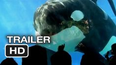 Blackfish Official TRAILER (2013) - Documentary Movie HD... cetaceans DON'T belong in captivity.