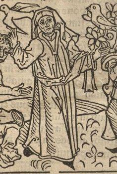 Aesopus Vita et Fabulae [Augsburg]: [Georg Stuchs], ca. 1480 Inc. 4° 83188  Folio 27