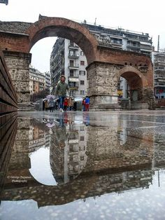 Thessaloniki, Macedonia, Tower Bridge, Greece, Monuments, Pictures, Travel, Colors, Food