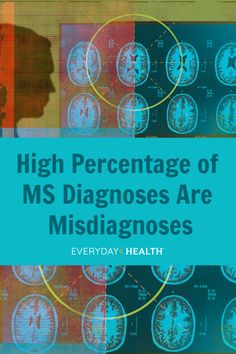 Many patients are misdiagnosed with #MS.