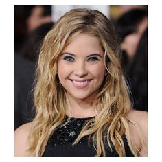 Ashley Benson ❤ liked on Polyvore featuring ashley benson, hair, people, characters and ashley