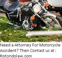 If you are a victim of a motorcycle accident then take a free consultation from a personal injury lawyer before filing a claim.