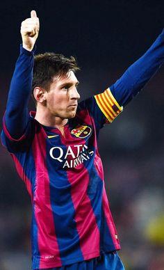 Lionel Messi #footballislife