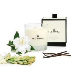 Floriosa Tuberosa Scented Candle from Ambrosia Candles