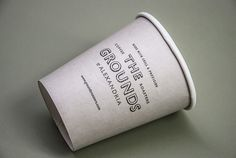 The Grounds packaging by Folke Studio
