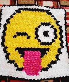 Emoji, Crochet Patterns, Cross Stitch, Crochet Hats, Blanket, Instagram Posts, Fictional Characters, Anne, Craft