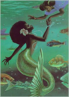 Illustrations by Leo and Diane Dillon... African American Folk Tales, Fairy Tales and True Tales by Virginia