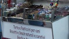 Alla Street Food Parade anche un food truck dedicato ai cani: in snack, biscotti, pasticcini e leccalecca tante opportunità per migliorare la salute di