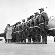 19 Mar 41: The 99th Pursuit Squadron is activated, also known as the Tuskegee Airmen, the first all-black unit of the Army Air Corp. During WWII, African Americans in many US states were still subject to the Jim Crow laws. The American military was racially segregated, as was much of the federal government. The Tuskegee Airmen were subjected to racial discrimination, both within and outside the army. Despite these adversities, they trained and flew with distinction. #WWII #History
