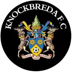 Knockbreda F. British Football, Crests, Northern Ireland, Football Team, Irish, Badges, San, Logo, Soccer