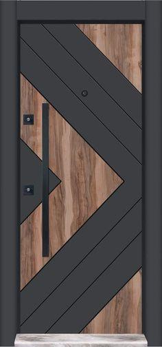 Flush Door Design, Home Door Design, Door Gate Design, Door Design Interior, Main Door Design, Modern Interior Design, House Design, Modern Entrance Door, Modern Wooden Doors