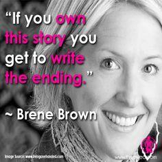 Empowering Brene Brown