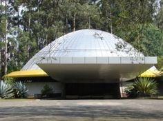 Planetário Parque do Ibirapuera
